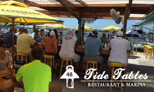 Tide Tables Restaurant & Marina