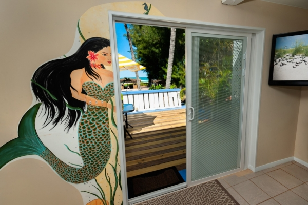 The Mermaid Suite